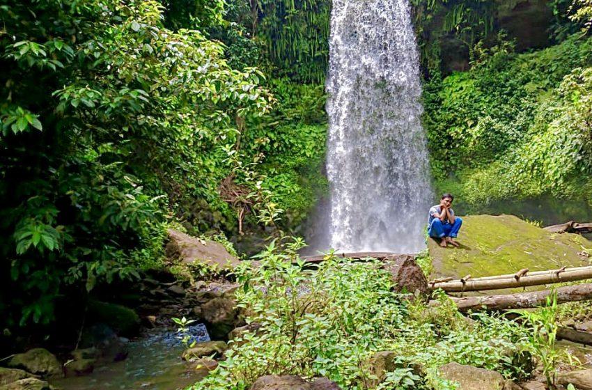 Air Terjun Mandi Angin: Alternatif Wisata Alam yang Masih Asri di Lampung Utara