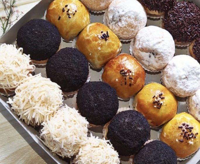 Oleh-oleh Baru dari Kotabumi, Bolen Pisang ala Mau Mau Bakery