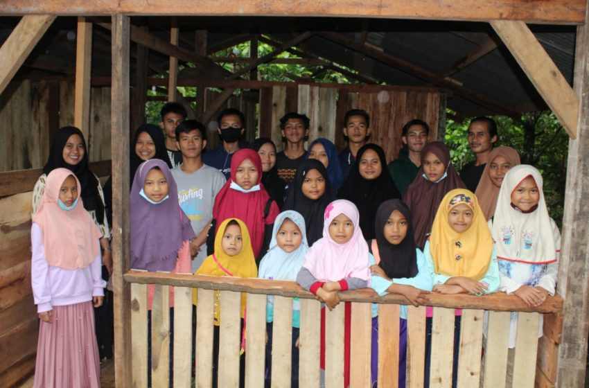 Mengenal Komunitas Rumah Inspirasi Pesawaran: Mencetak Jiwa Pemuda  Berlandaskan Al Quran dan Hadis