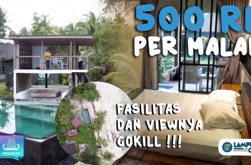 Video: Inna's Villa Desa – Vila Pinggir Pantai dengan Nuansa Pedesaan yang Private