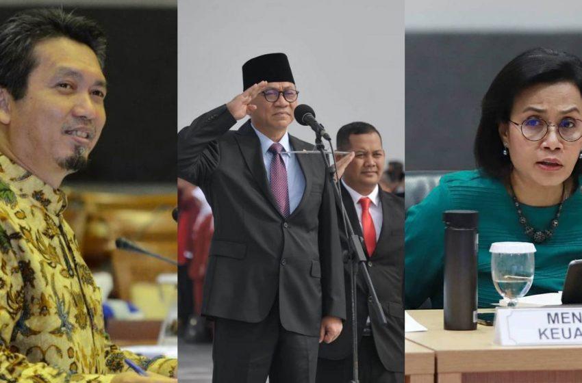 5 Nama Pejabat Pusat ini Lahir dan Pernah Besar di Lampung