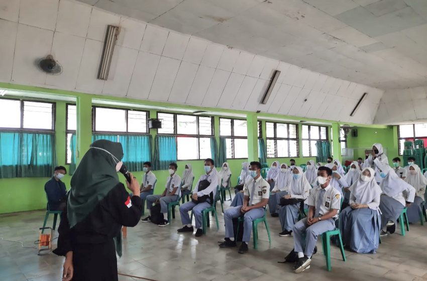 Kenalkan Dunia Kampus, Ikam Lampura Adakan Sosialisasi untuk Anak SMA di Kotabumi
