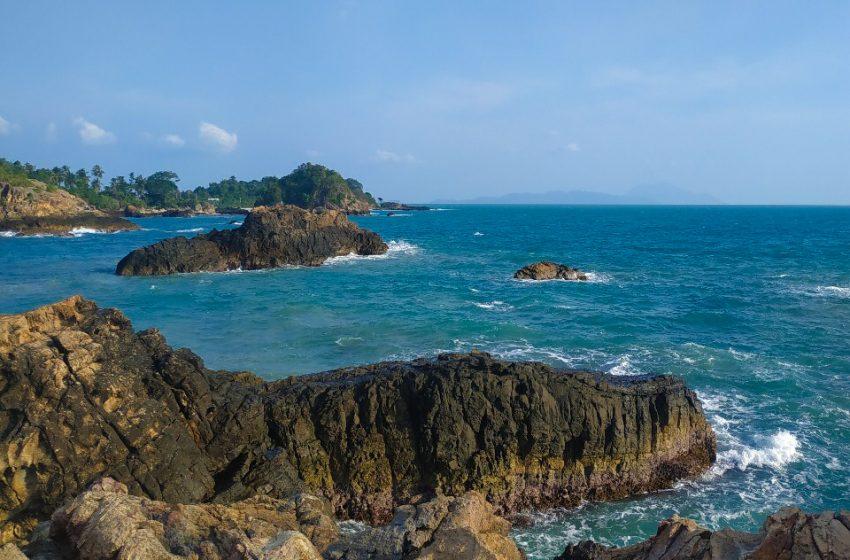 Rekomendasi 5 Pantai Cantik di Lampung Selatan