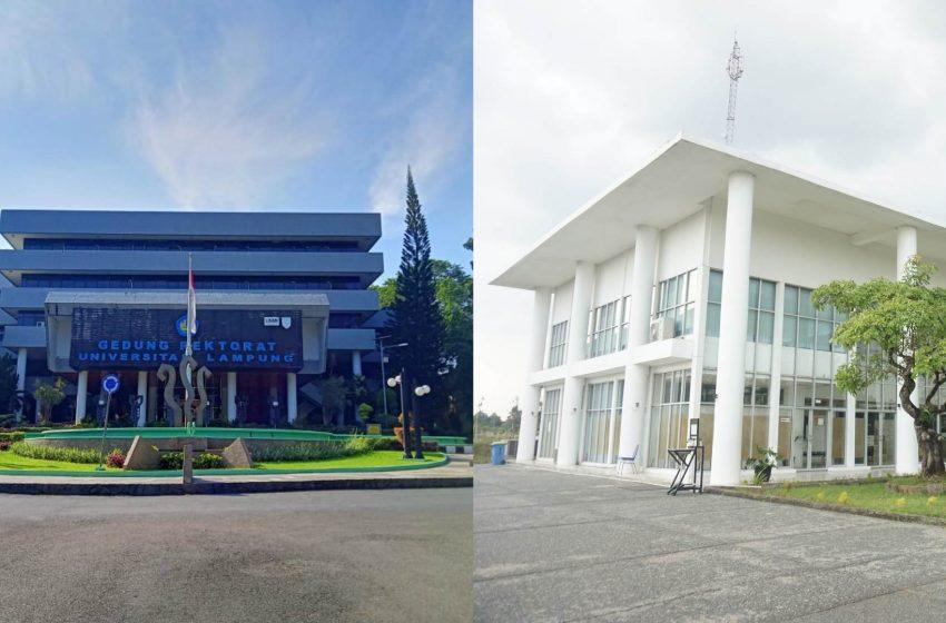 Daftar Perguruan Tinggi Negeri di Lampung