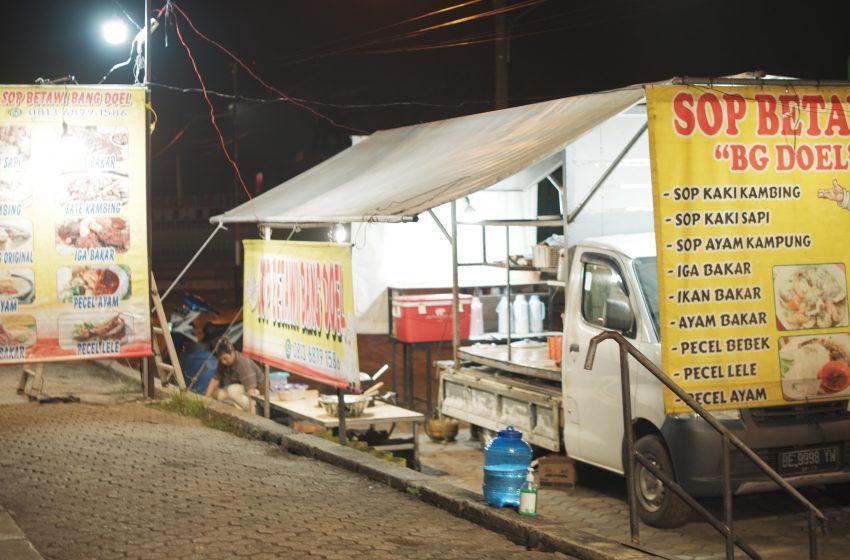 Menikmati Sop Betawi Bang Doel: Kuliner Khas Betawi yang Hadir di Lampung Timur