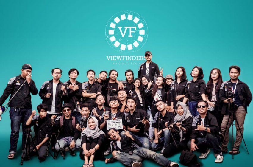 ViewFinders Production: Komunitas Mahasiswa Lampung yang Fokus di Bidang Broadcasting dan Film