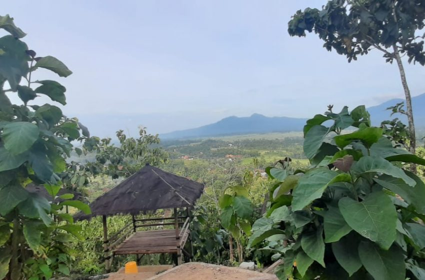 Taman Puncak Pengayoman, Pesawaran: Wisata di Pedesaan yang Hadirkan View Alam Pegunungan