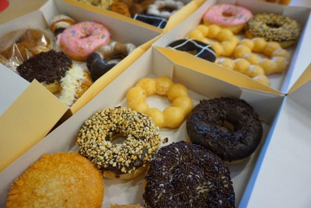 Mister Donut Bandar Lampung, Tawarkan Berbagai Varian Bentuk Donat yang Unik