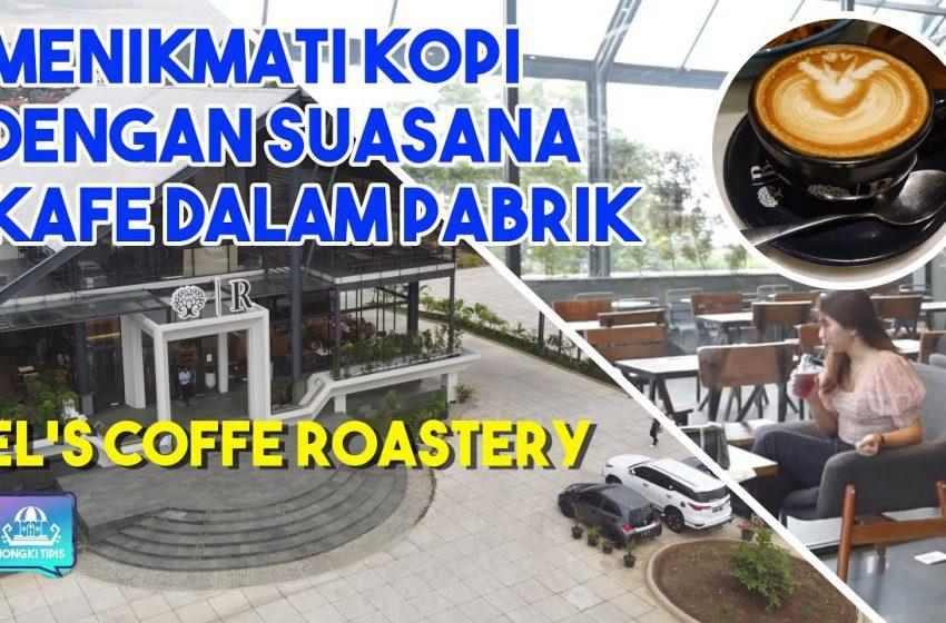 Video: Asiknya Ngopi dengan Suasana di Dalam Pabrik Kopi ala El's Coffee Roastery