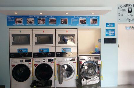 GoLaundry: Laundry Tap Card Pertama di Bandar Lampung