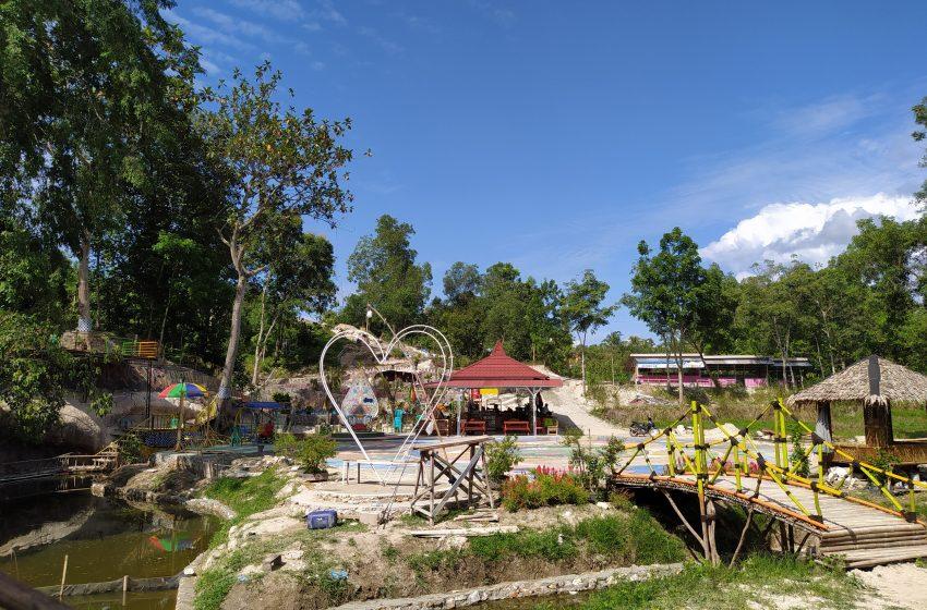 Taman Pancur Indah: Destinasi Wisata Nuansa Alam Dilengkapi Fasilitas Bermain Anak hingga Kolam Renang