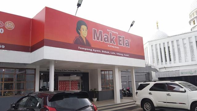 Nasi Tempong Mak Ela: Nyobain Makanan Khas Banyuwangi di Lampung
