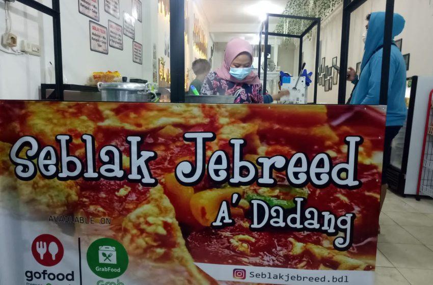 Menikmati Kuliner Pedas Khas Bandung di Seblak Jebreed A'Dadang Bandar Lampung