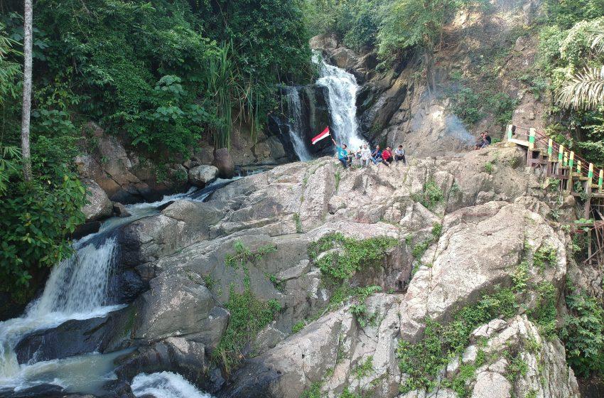 Air Terjun Tundo Telu, Pesawaran: Kesegaran Alami Air Terjun dengan Dua Tingkatan