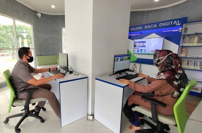 Pojok Baca Digital (POCADI), Perpustakan Umum di Kota Metro yang Mengusung Konsep Modern
