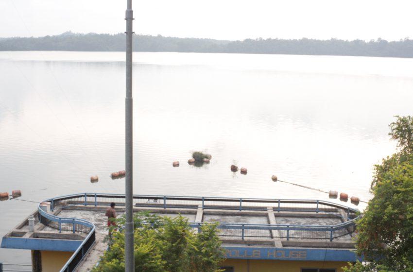 Danau Way Jepara, Lampung Timur: Destinasi Bendungan Air dengan Background Pemandangan Alam