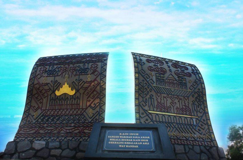 Taman Kain Inuh, Lampung Selatan: Taman Terbuka Hijau yang Bernilai Kearifan Lokal