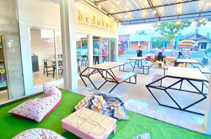 Sedulur Home Coffee, Tempat Nongkrong Berkonsep Homies Dilengkapi Fasilitas Live Music di Lampung Timur