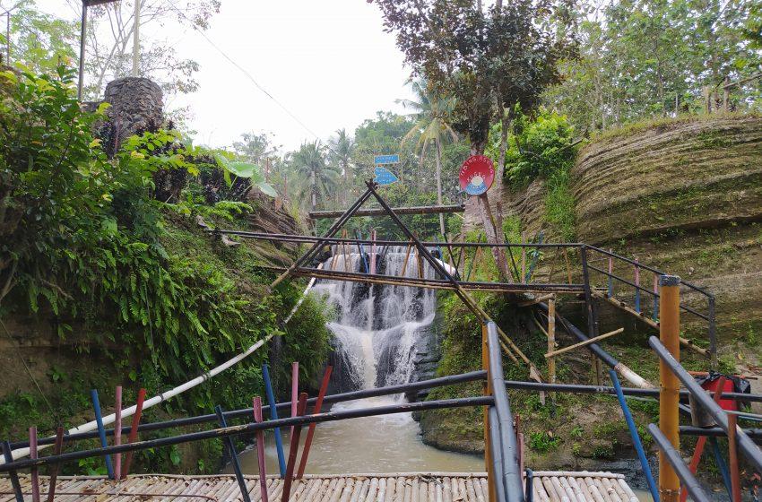 Curup Pancuran Emas, Lampung Selatan: Wisata Air Terjun Dilengkapi Kolam Renang hingga Area Satwa