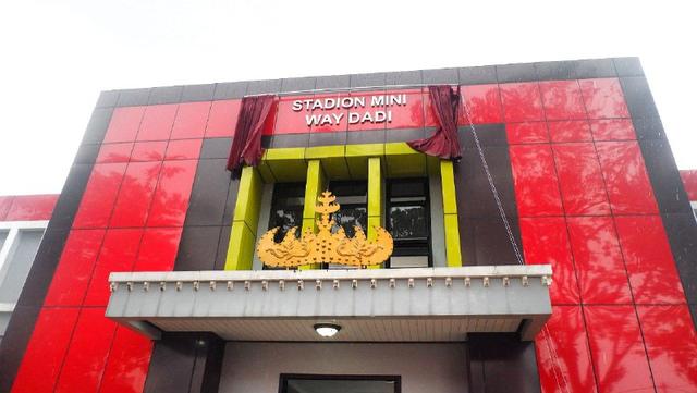 Berkunjung ke Stadion Mini Waydadi, Lampung: Stadion Mini Kedua dengan Berbagai Fasilitas Olahraga