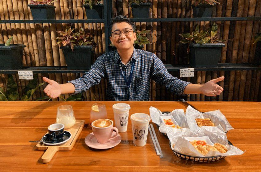 Point of View Coffee: Kafe Kece dengan Konsep Outdoor di Kota Bandar Lampung